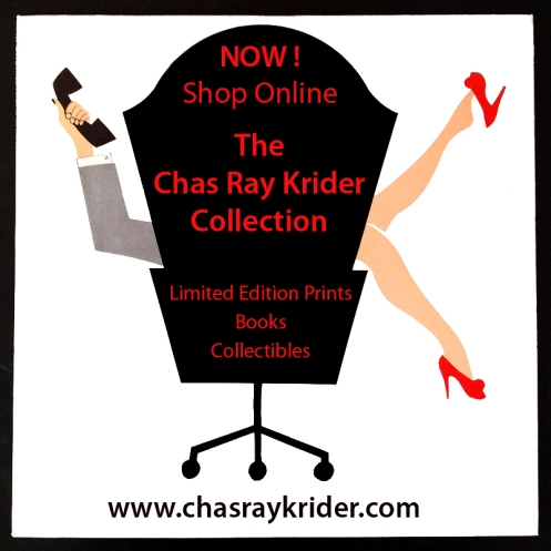 chas ray krider collection